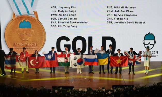 Hungarian students won four medals on the International Chemistry Olympiad 2018 – video, photos