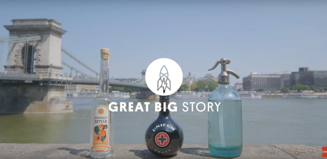 The 'alcoholic' history of Budapest – VIDEO