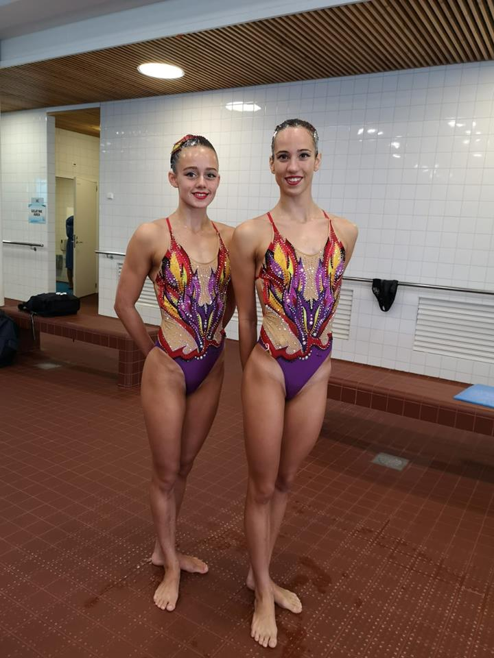 hungarian synchronised swimming