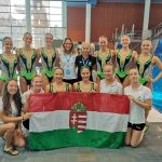 synchronised artistic swimming Hungary