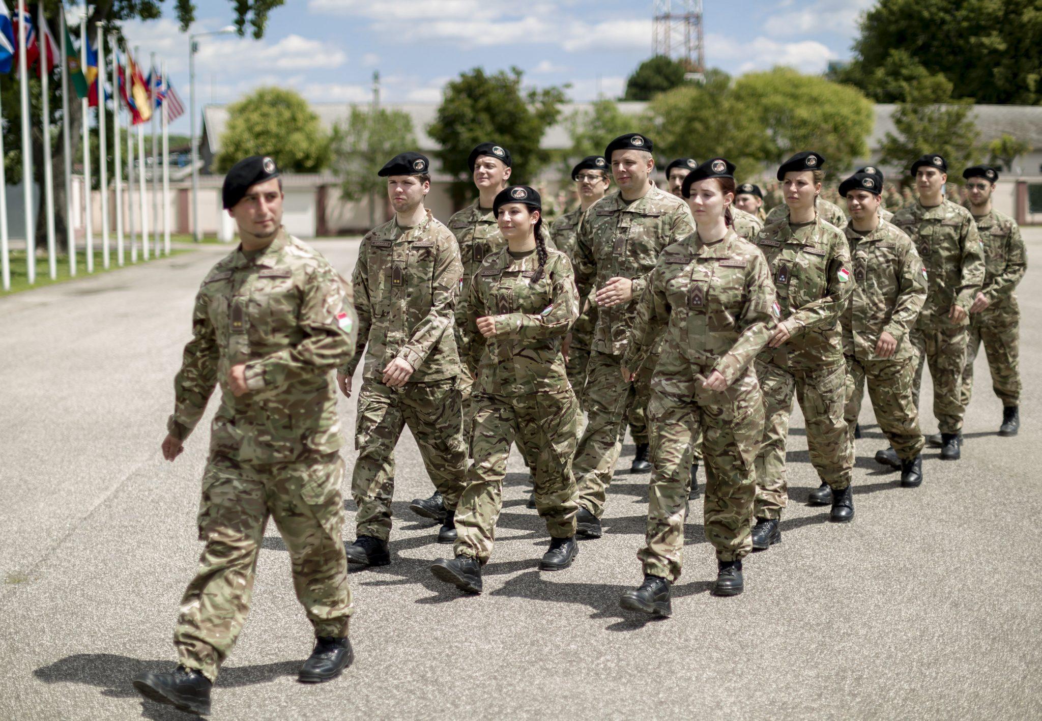 military army defense