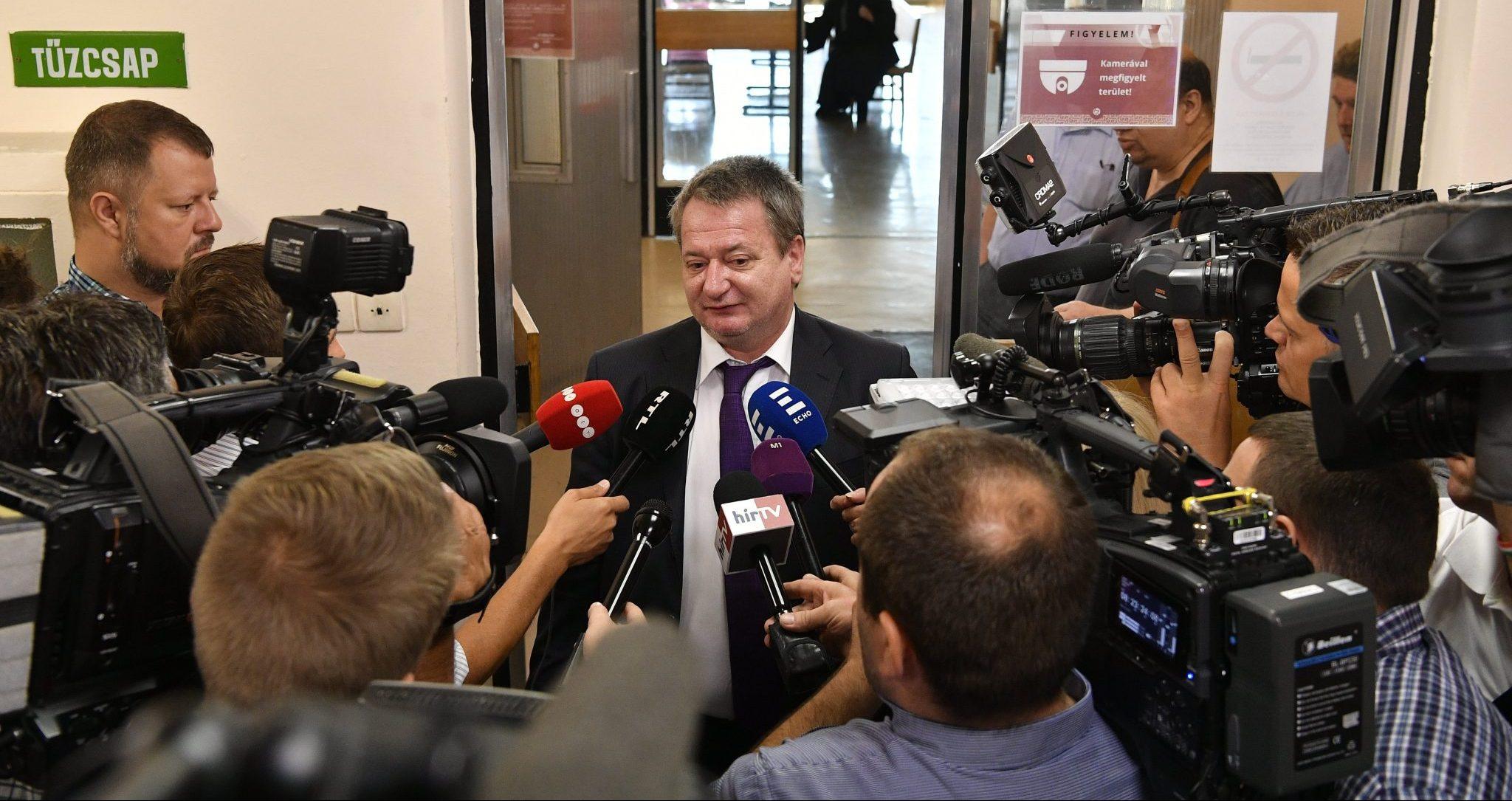 Jobbik MEP trial court spy