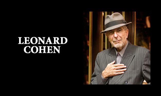 Budapest to host 11th World Leonard Cohen Festival
