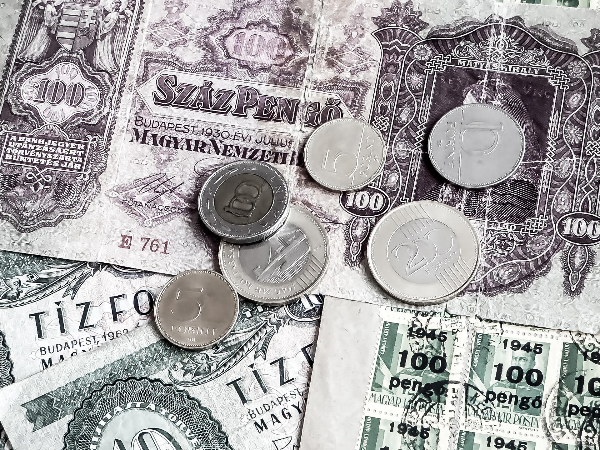 Money forint