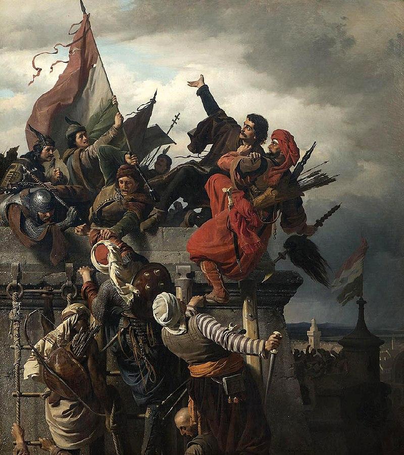 Battle of Nándorfehérvár