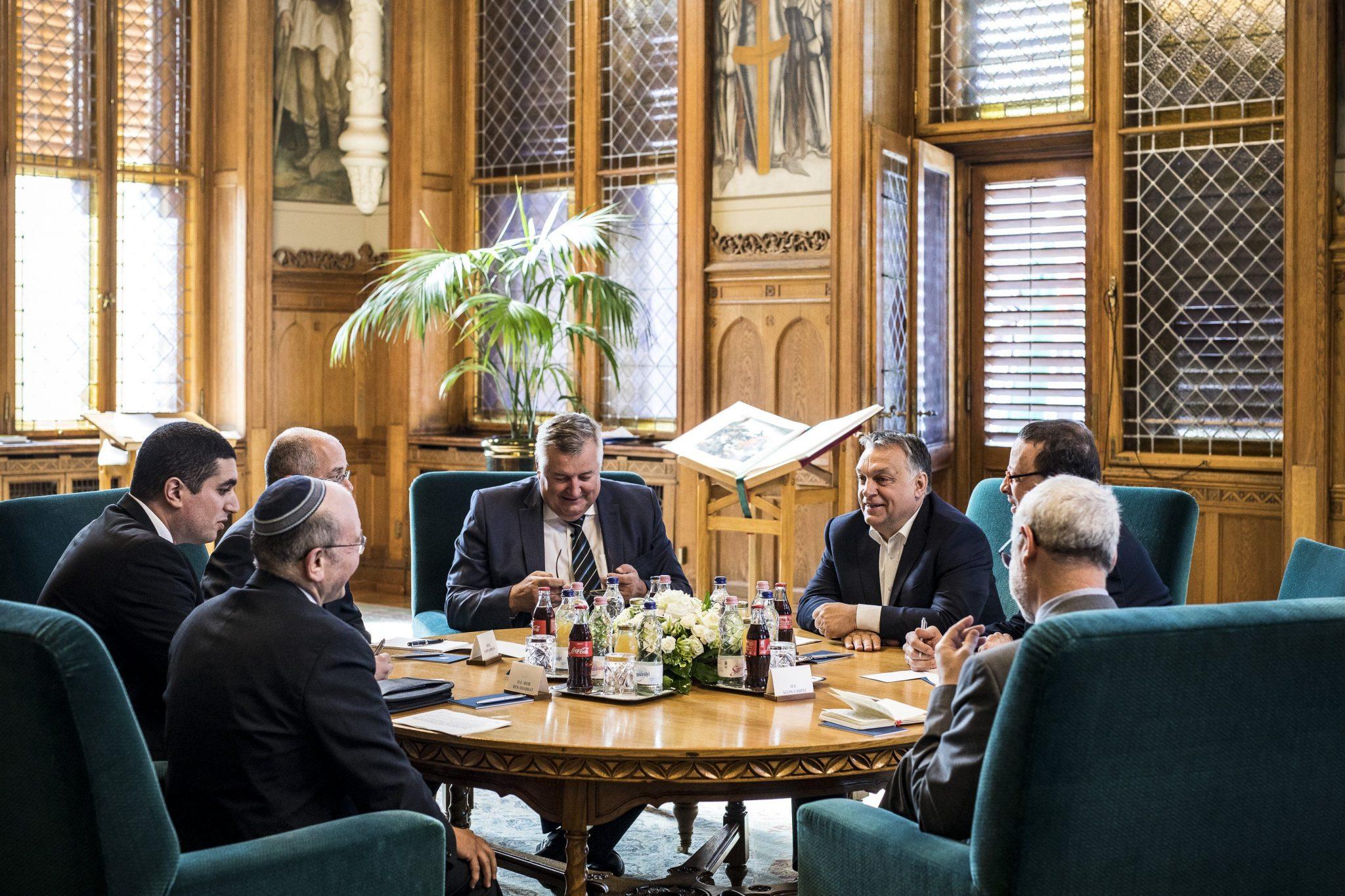 Viktor Orbán Hungary Israel
