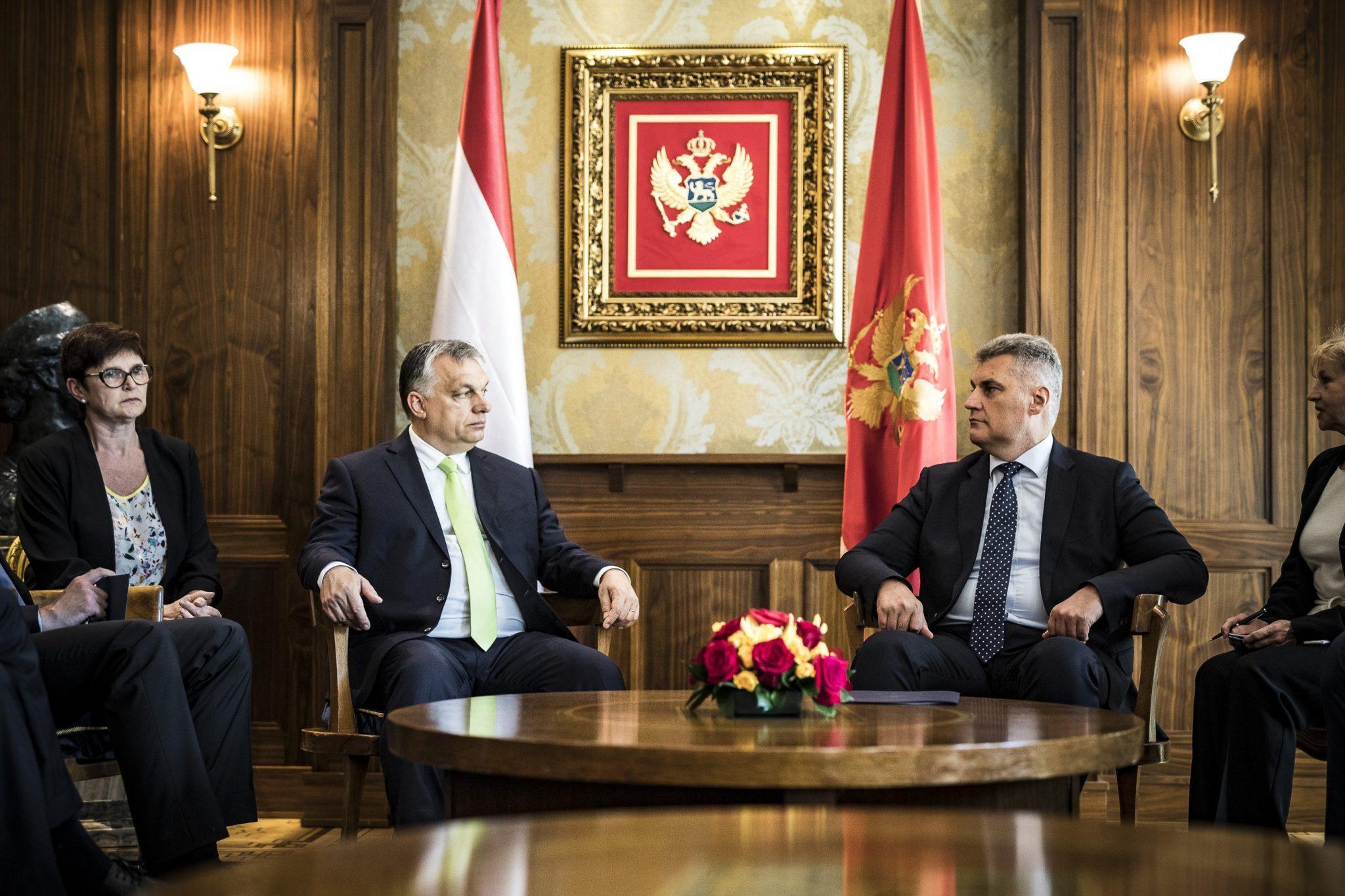 Viktor Orbán visit diplomacy
