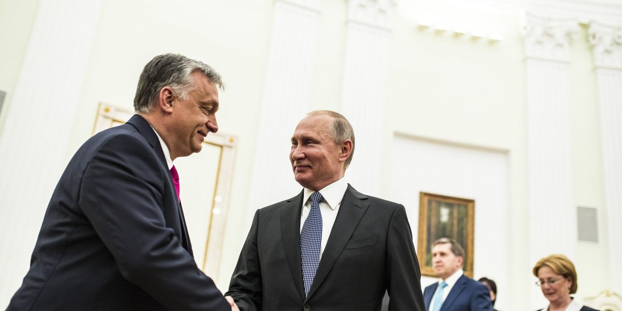 Orbán holds talks with Putin
