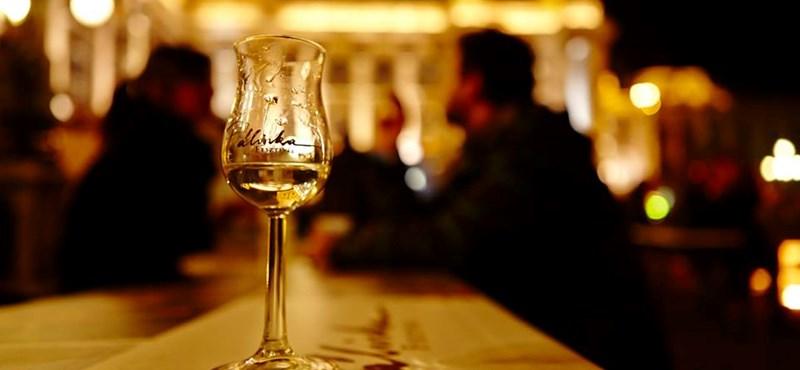 jasmine grape pálinka, alcohol, drink