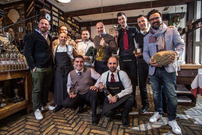 Budapest's restaurant among the best Italian restaurants of the world
