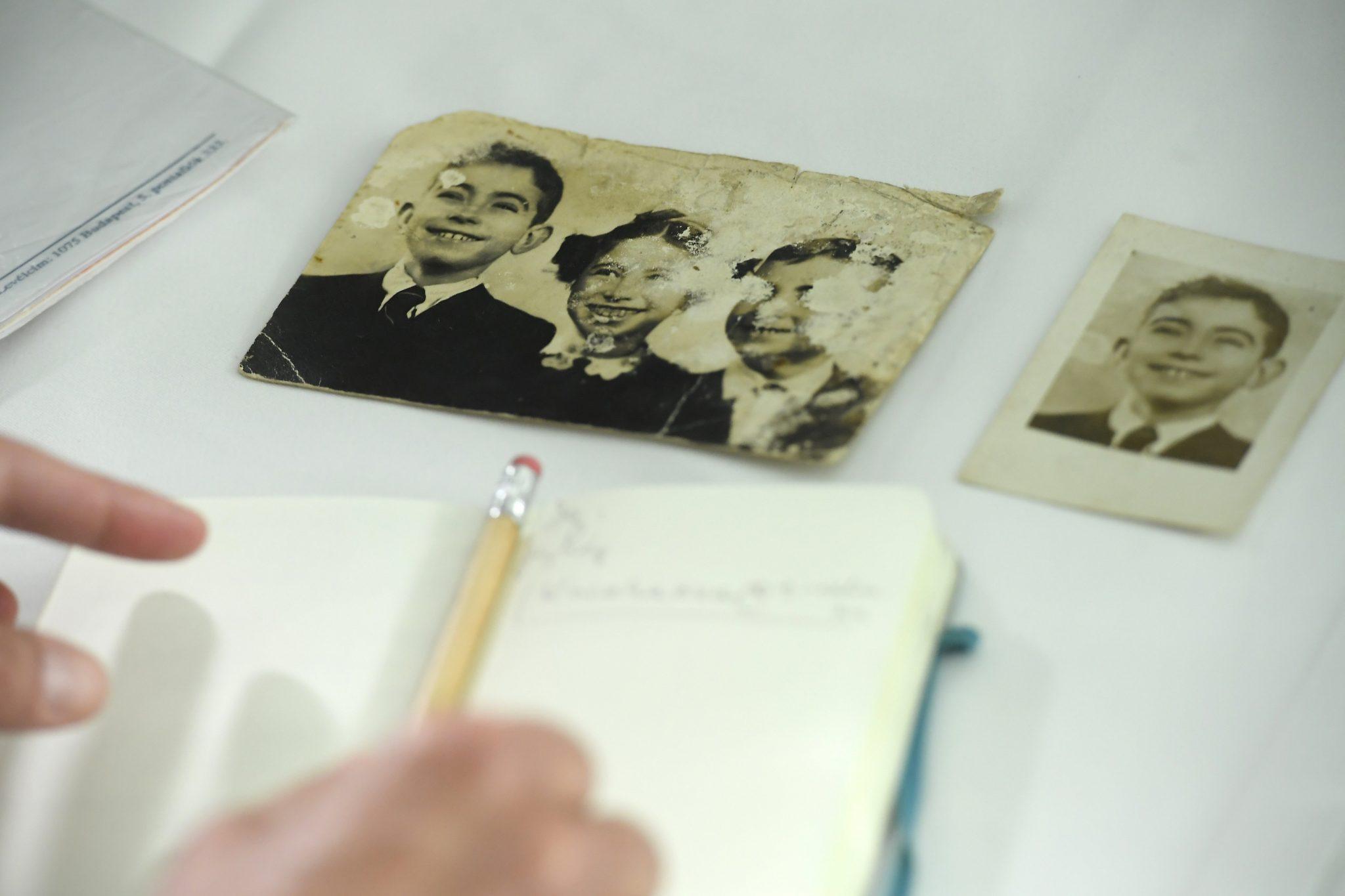 child victims of Holocaust