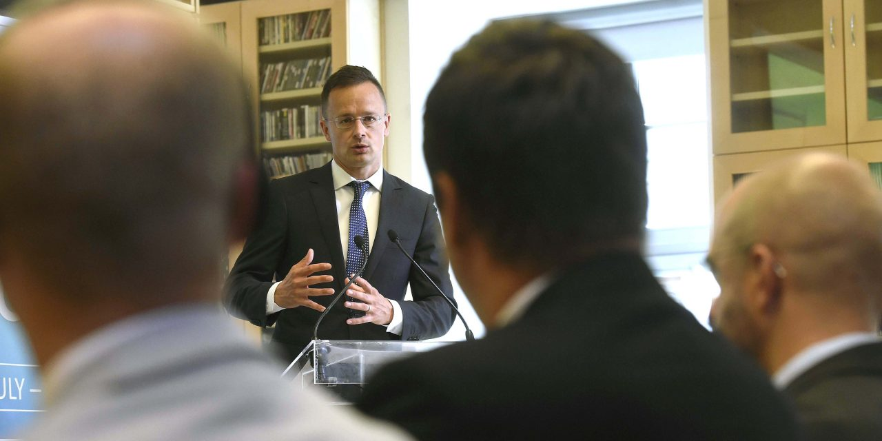 Foreign minister: Hungary's economy calls for knowledge, innovation