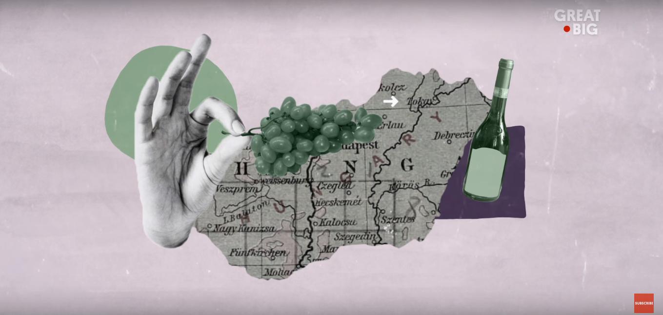 Tokaj wine region video