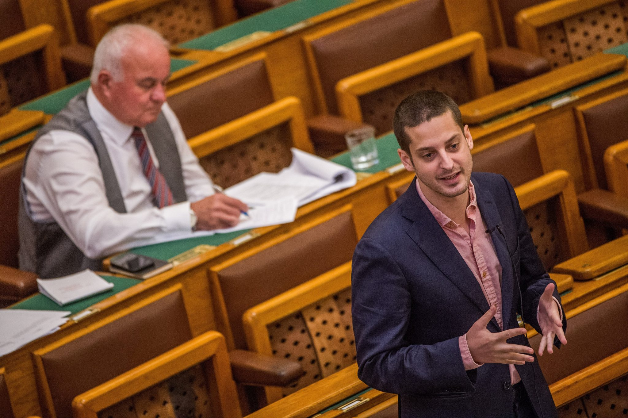 LMP Péter Ungár parliament