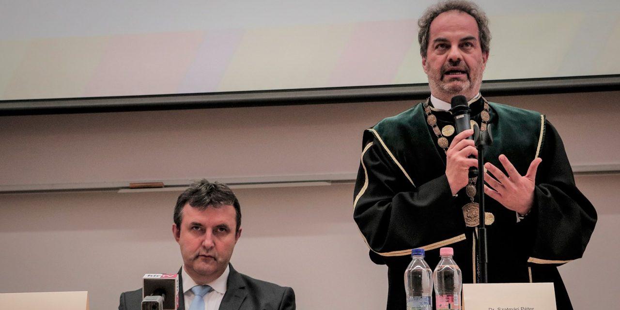 Interview with Péter Szatmári, the Rector of Milton Friedman University