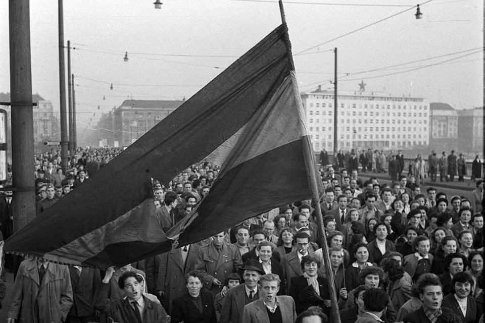 Suez Crisis revolution of 1956