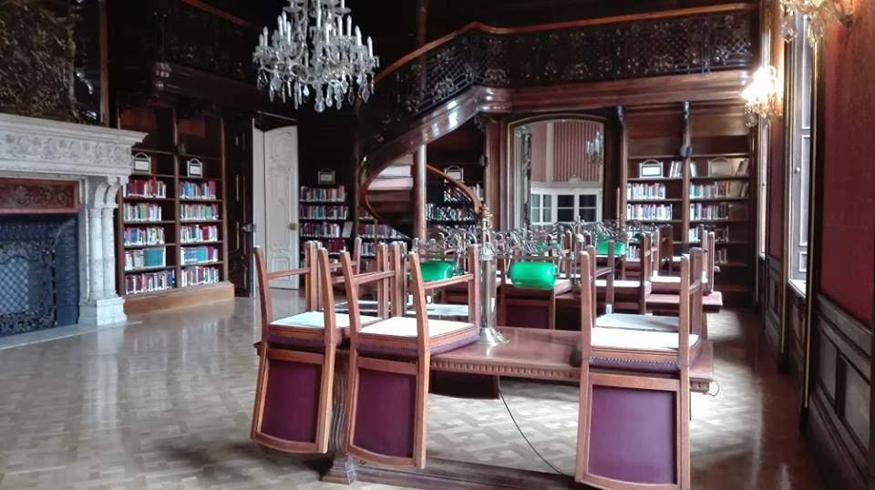 fszek metropolitan szabo ervin library