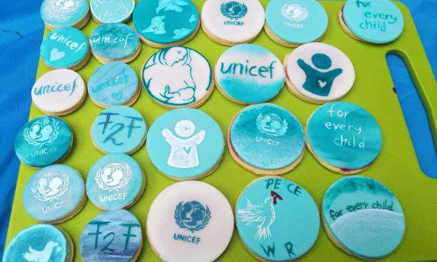 With gastronomy for children: UNICEF Hungary's fundraising event