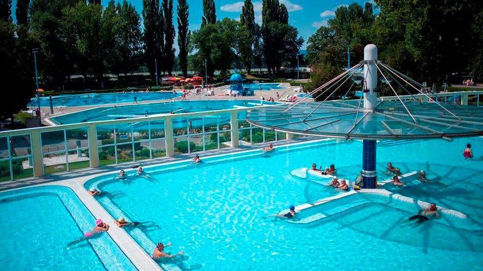 dagály bath swimming pool