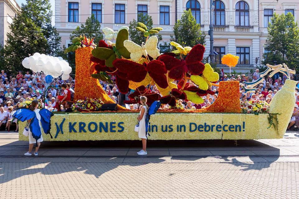 flower carnival debrecen
