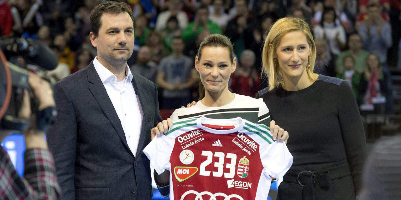 Anita Görbicz does a farewell to the Handball National Team of Hungary – Interview