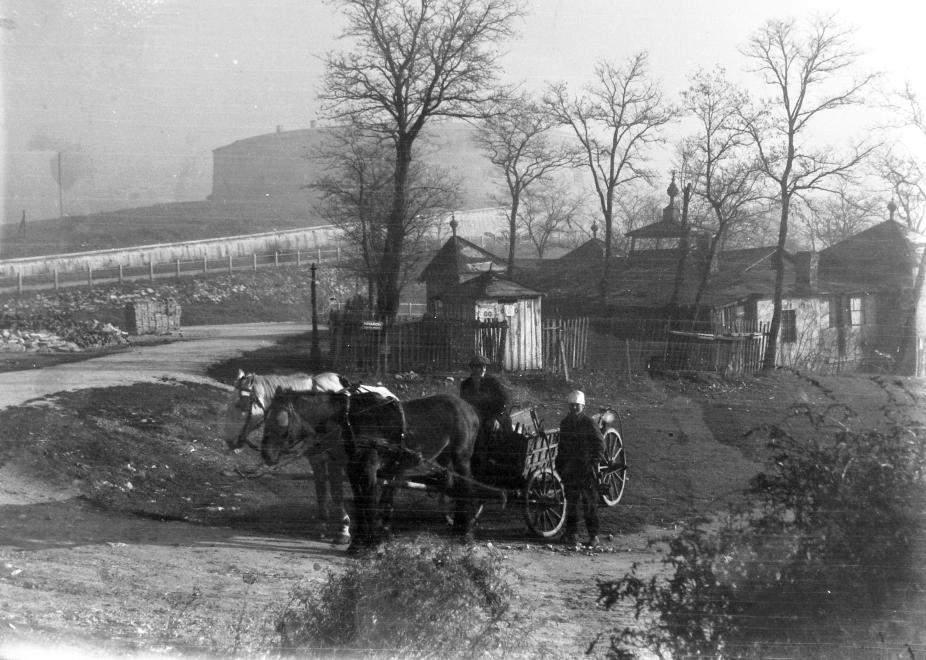 budapest landscape citadel