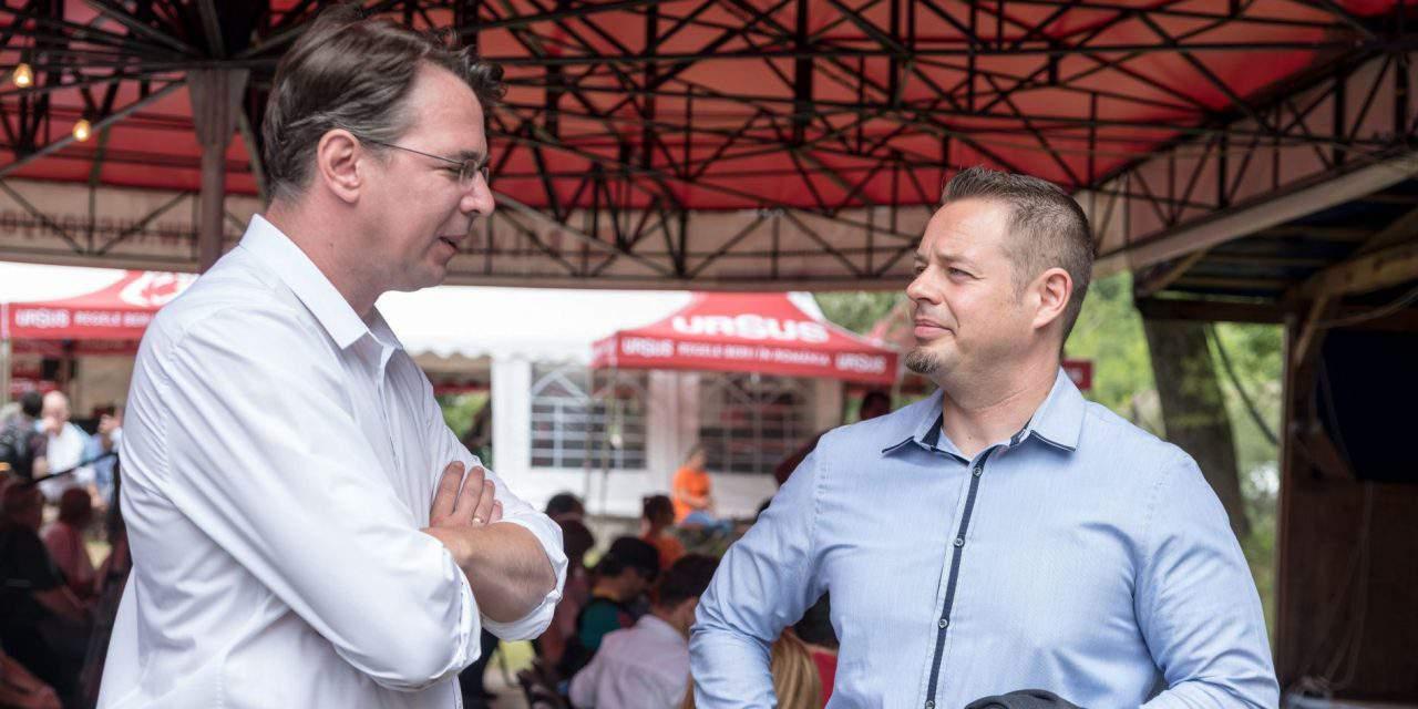 LMP co-leader sees 'huge potential' in cooperation with Jobbik