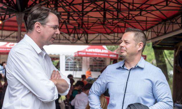 LMP co-leader sees 'huge potential' in cooperation with Jobbik