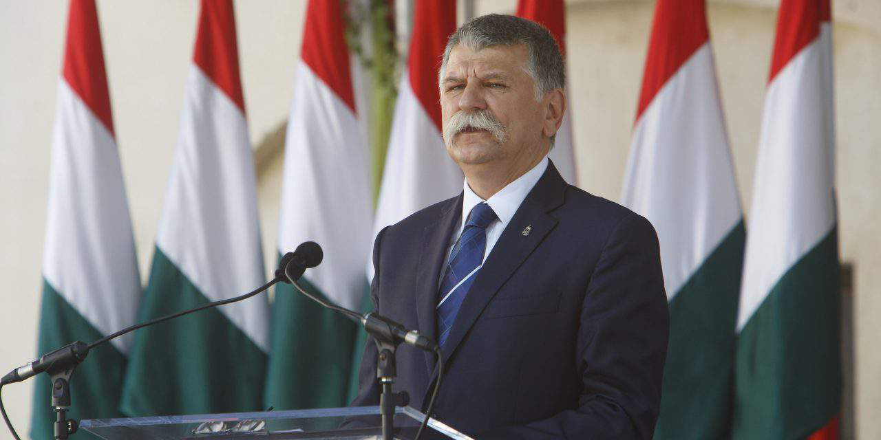 August 20 – Hungarian house speaker Kövér marks national holiday