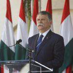 August 20 – Hungarian house speaker Kövér marks national holiday