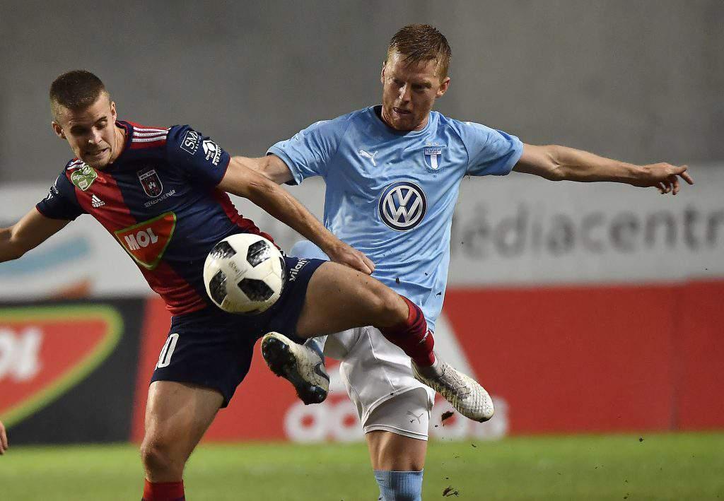István Kovács striker VIDI