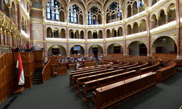 Hungarian parliament to open autumn season with PM Orbán's address on Monday