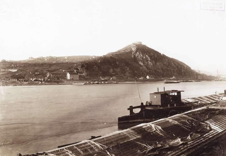 landscape citadel budapest