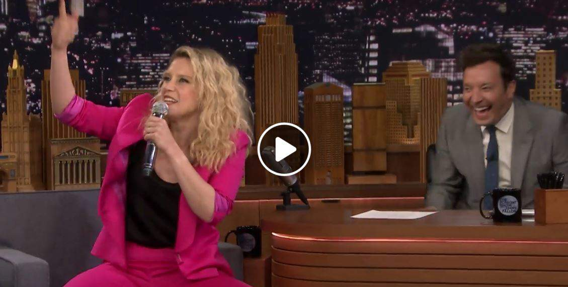 Jimmy Fallon Kate McKinnon