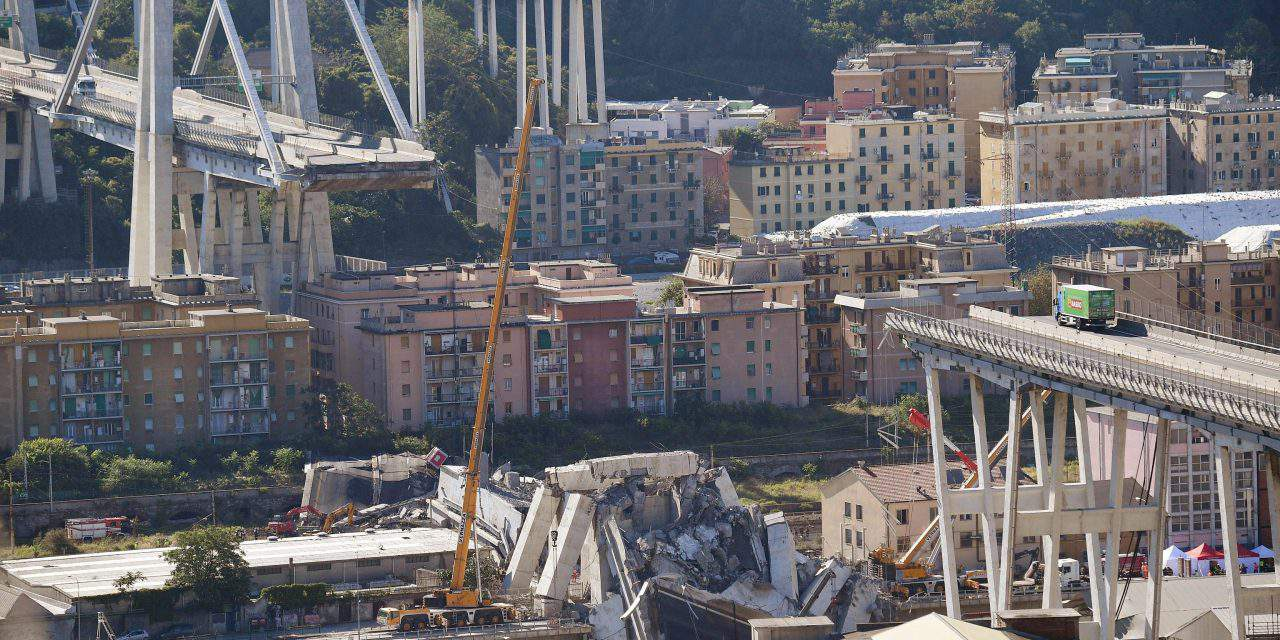Hungary expresses condolences to Italian counterparts over Genoa bridge collapse