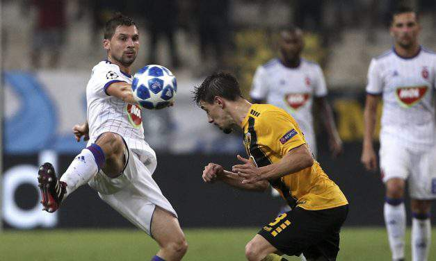 Brave draw in Athens as battling Vidi qualify for the Europa League Group Stage – Highlights