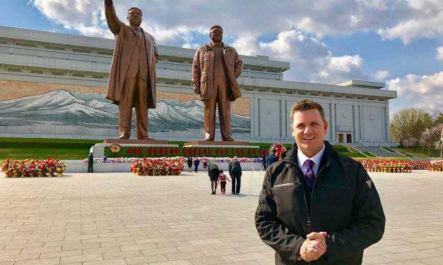 I was in North Korea and they were watching me – A Hungarian journalist in Pyongyang