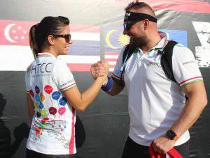 Spartan Race Thailand htcc