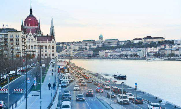 Budapest is the 32nd most visited city!