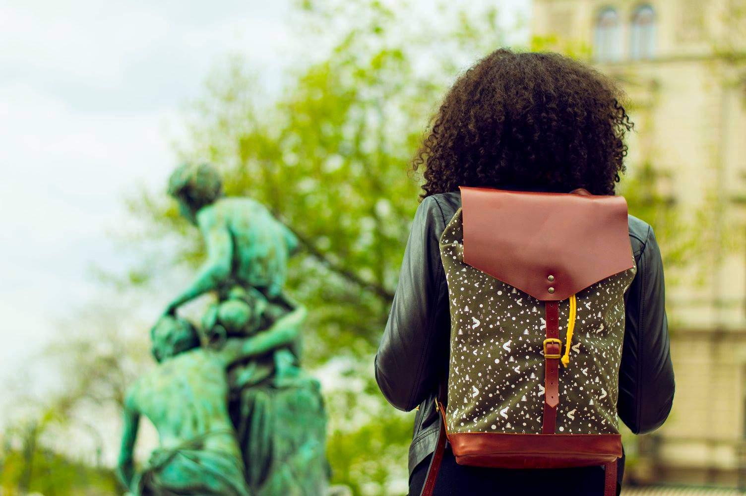bag backpack hungarian brand