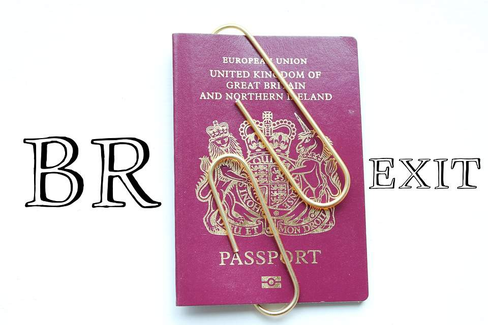 Brexit, passport, borders