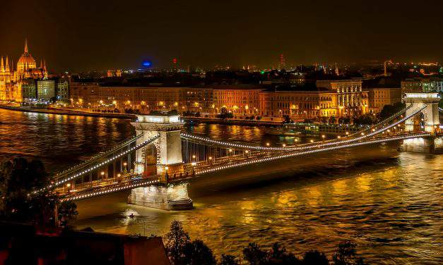 Budapest is the fifth worst city for over-tourism
