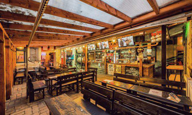 Get Lost in the City with Budapest's Ruin Pub Guide