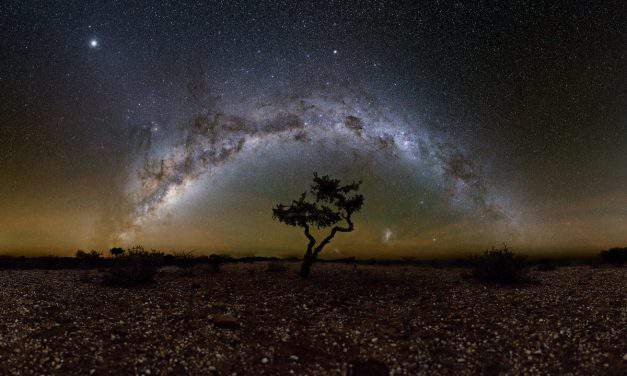 Breath-taking Namibian sky through Hungarian lenses