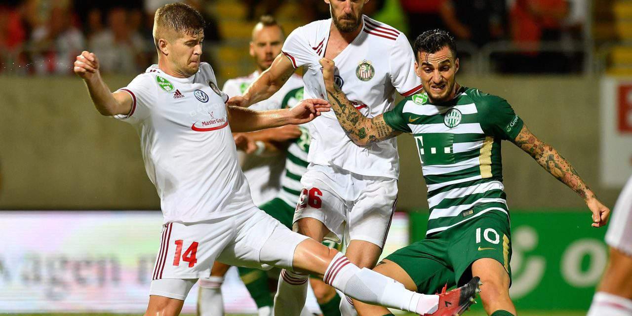 Hungarian football league: Flawless Fradi and Honvéd win again