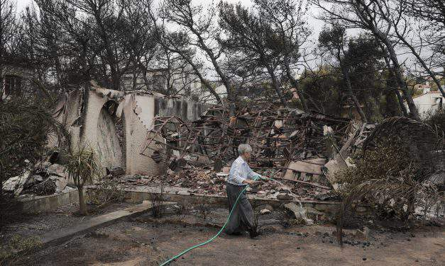 Hungarian government to contribute to reconstruction after Greece wildfires