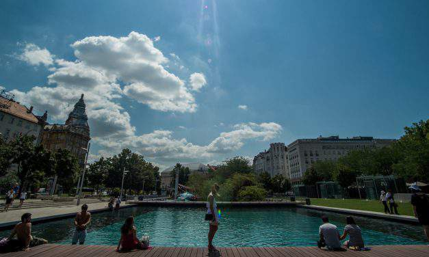 Weather service: Hottest days still to come