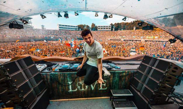 Interview with DJ Henri PFR