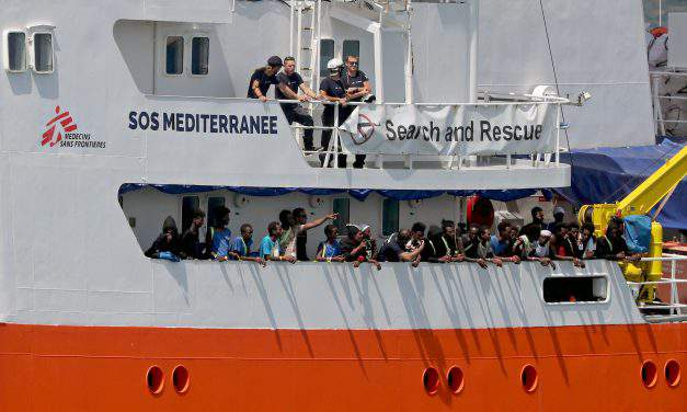 Pro-government Civil Unity Forum NGO wants EU to help move migrants back home