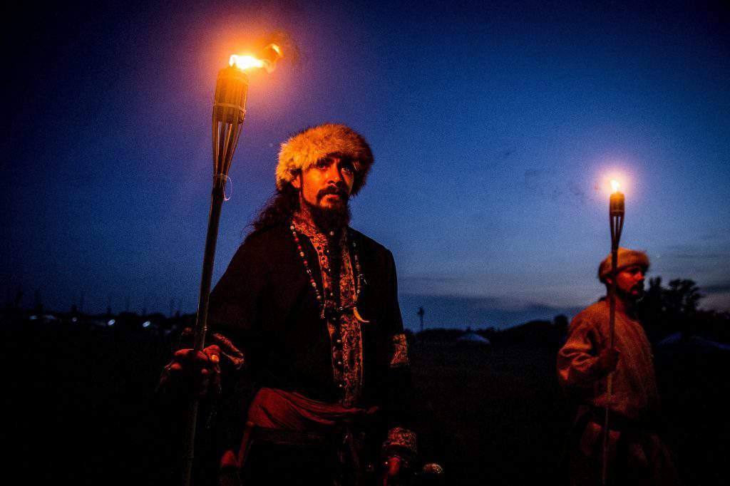 Kurutáj traditions festival